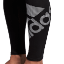 adidas Men's Alphaskin Compression Tights - Black