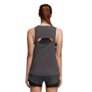 adidas Women's Chill Tank Top - Carbon