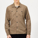 Oliver Spencer Men's Eltham Overshirt - Tobacco