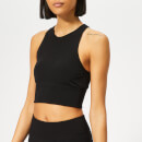 adidas Women's Warp Knitted Crop Top