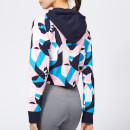 adidas Women's All Over Print Hoody - Multi