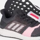 620899f182b93 adidas Women s Ultraboost ST Trainers - Carbon FTW White Grey Six ...