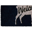 Premier Housewares Welcome Deer Doormat