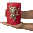 Game of Thrones Sculpted Insignia Candle - Lannister