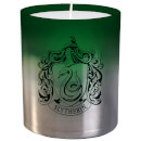 Harry Potter Large Glass Candle - Slytherin