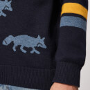 PS Paul Smith Men's Crew Neck Pullover - Dark Navy