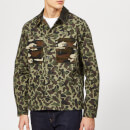PS Paul Smith Men's Overshirt - Green