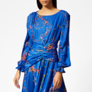 Preen By Thornton Bregazzi Women's Diana Dress - Blue Garland