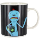 Rick and Morty Mr. Meeseeks Tasse mit Thermo-Effekt