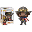 Overwatch - USA McCree EXC Pop! Vinyl Figur