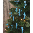 Rick and Morty Meeseeks Christmas Decorations