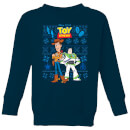 Disney Toy Story Kinder Pullover - Navy Blau