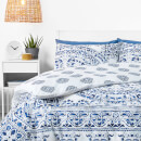 in homeware Duvet Set - Blue Mandala