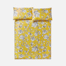 in homeware Sophie Floral Duvet Set - Yellow