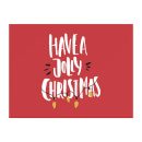 Have A Jolly Christmas Chopping Board