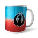 Taza Magic The Gathering GOR Fractal Izzet