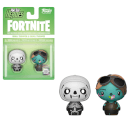 Funko Fortnite Pint Size Heroes Skull Trooper and Ghoul Trooper 2-Pack