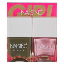 nails inc. Nail Polish Duo - Girl King