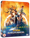 Thor Ragnarok 3D - Zavvi Exclusive Lenticular Edition SteelBook (Includes 2D Blu-ray)