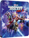 Guardians of the Galaxy Vol. 2 4K Ultra HD - Zavvi Exclusive Lenticular Edition SteelBook (Includes 2D Blu-ray)