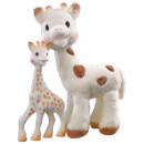 Sophie la Girafe Sophie the Giraffe and Sophie Cherie Set