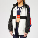 P.E Nation Women's Block Out Jacket - White/Black