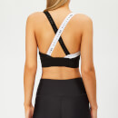 P.E Nation Women's Overshot Crop Top - Black