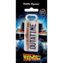 Back To The Future Premium Bottle Opener