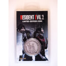 Resident Evil 2 Collector's Limited Edition Coin: Silver Variant