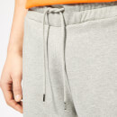 KENZO Men's Logo Sweat Shorts - Pearl Grey
