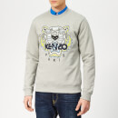 KENZO Men's Icon Sweatshirt - Pearl Grey