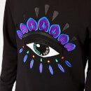 KENZO Men's Icon Eye Sweatshirt - Black