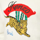 KENZO Men's Jumping Tiger Sweatshirt - Cream