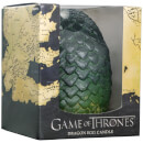Game of Thrones Sculpted Candle Egg - Green