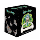 Rick and Morty - Rick Toilet Holder