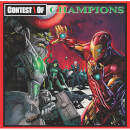 GZA – Liquid Swords (pochette Marvel Hip-Hop – Contest Of Champions) – Édition Deluxe Double LP