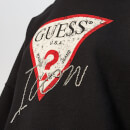 Guess Women's Icon Sweater - Jet Black