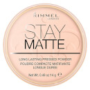 Rimmel Stay Matte Pressed Powder (Various Shades)