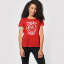Who's Your Daddy? Women's Christmas T-Shirt - Red