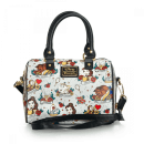 Loungefly Disney Beauty and the Beast Belle Tattoo Aop Bag