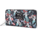 Loungefly Disney The Little Mermaid Ariel Floral Aop Wallet