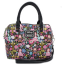 Loungefly Disney Beauty and the Beast Belle Floral Aop Duffle