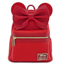Loungefly Disney Mickey Mouse Minnie Ears Mini Backpack - Red