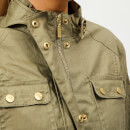 Barbour International Women's Bearings Casual Jacket - Light Army Green