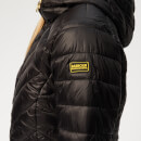 Barbour International Women's Durant Quilt Jacket - Black