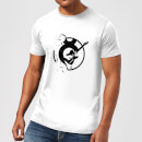 Ei8htball Guitarist Men's T-Shirt - White