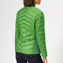 Barbour Women's Longshore Quilt Coat - Clover/Navy