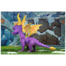 "NECA Spyro - 7"" Scale Action Figure - Spyro the Dragon"