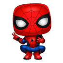 Spider-Man Far From Home Spider-Man Hero Suit Pop! Vinyl Figure