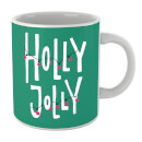 Holly Jolly Mug